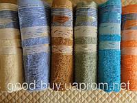 Комплект полотенец для лица (для бани, для сауны) DNZ Gulcan 6 100% cotton Water махра 6шт Турция