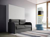 Шкаф-кровать/диван HELFER Дуб сонома (HPN-V-160-05-05-02-01.270-0)