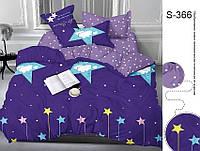 Полуторный комплект постельного белья с компаньоном S366