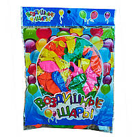 Воздушный надувной шарик (упак- 50 шт)