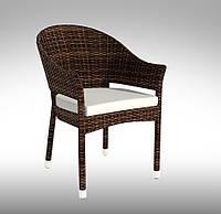 Кресло плетеное GABBIANO 56X52X81 cm