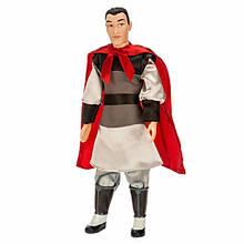 Disney Принц Ли Чан из мультфильма Мулан Li Shang doll From the Disney movie Mulan
