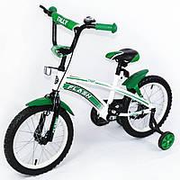Велосипед двухколесный Tilly 16 BT-CB-0043 GREEN