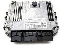 Citroen Berlingo II Блок Управления Двигателем  281013872