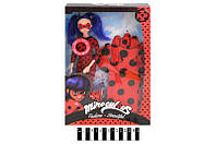 """Кукла """"Леди Баг"""" муз., + маска и рукавички в кор. 34*23*4,5см. /96-2/(TM533A)"""