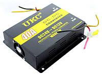 Понижающий преобразователь (инвертор) DC/DC 24В-12В UKC DDC-40A