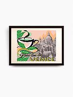 Схема для вышивки бисером В Венецию