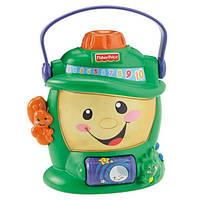 Fisher-Price Смейся и учись Ночник лампа Laugh & Learn Learning Lantern, фото 1