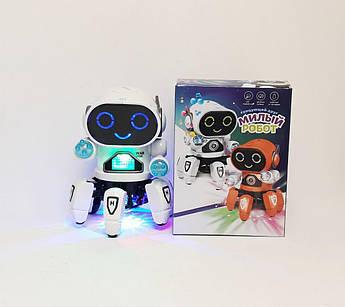 Интерактивный робот-игрушка Tobi