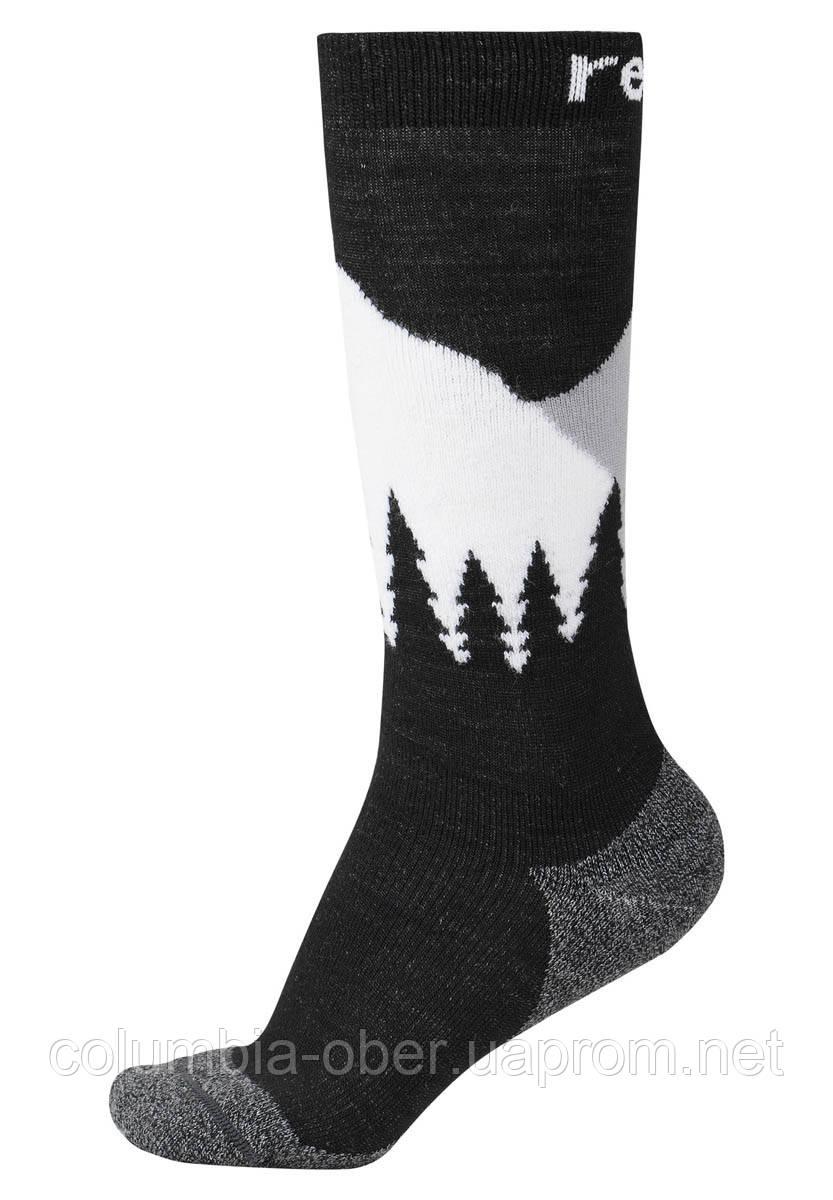 Носки для мальчика Reima Ski Day 527313.9-9992. Размеры 26/29 - 38/41.
