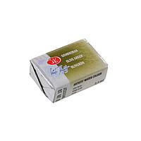 Краска акварельная КЮВЕТА, оливковая, 2.5мл ЗХК    код: 351202, арт.завода: 1911727