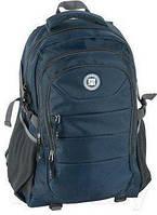 Молодежный рюкзак PASO 28L, 17-30048 синий