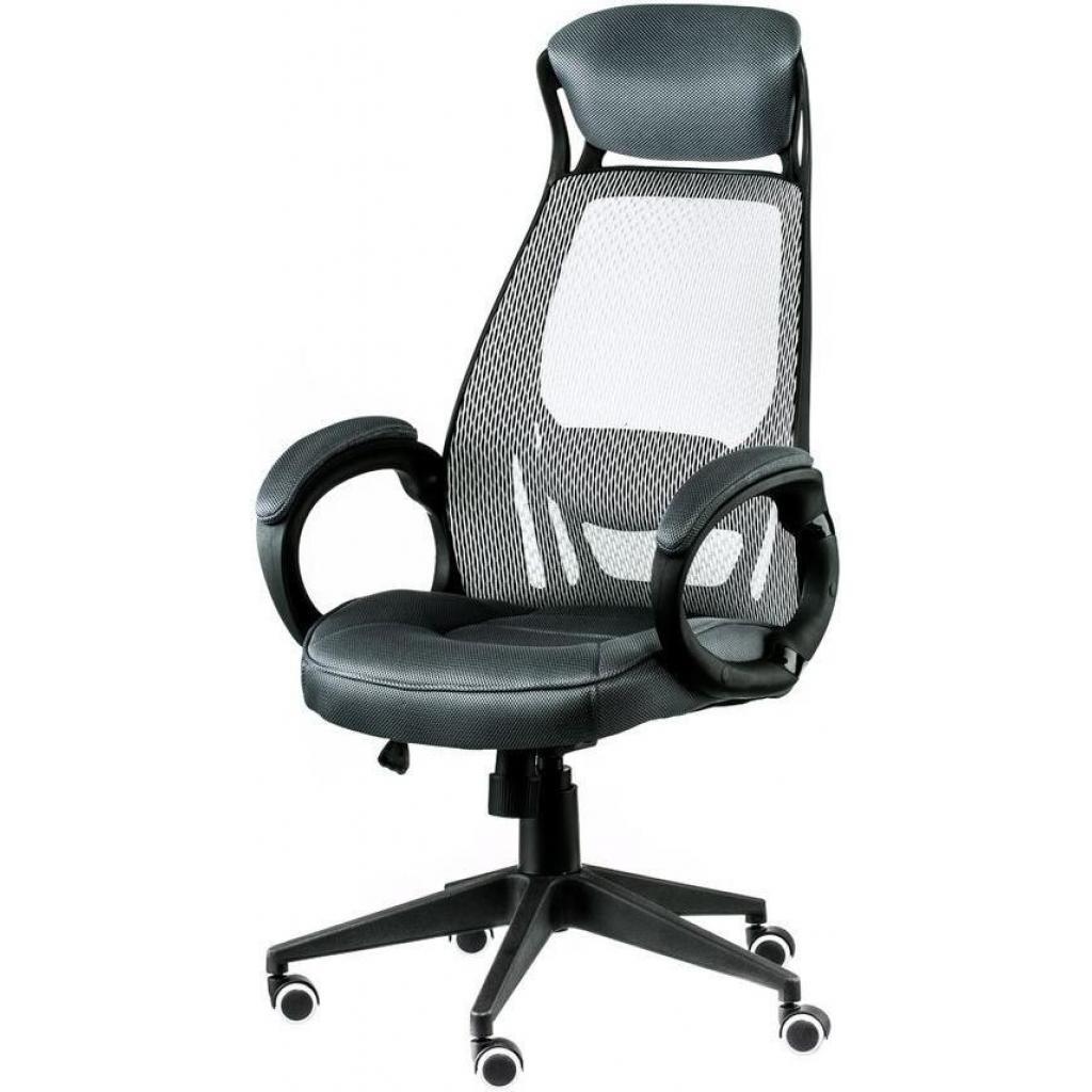 Офисное кресло Special4You Briz grey/black (000002928)