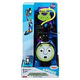 Fisher-Price Игровой набор Томас и друзья дорога Thomas & Friends MINIS Spooktacular Pop-Up Train Playset, фото 4
