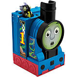 Fisher-Price Игровой набор Томас и друзья дорога Thomas & Friends MINIS Spooktacular Pop-Up Train Playset, фото 8