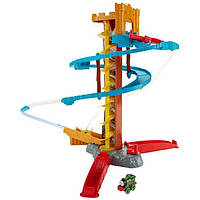 Fisher-Price Игровой набор Томас и друзья Thomas & Friends MINIS Twist-n-Turn Stunt Train Playset
