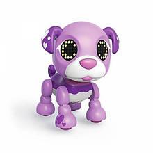 Zoomer Інтерактивне щеня Мопс Бісквіт Zupps Tiny Pups Pug Biscuit Litter 1 Interactive Puppy