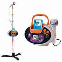 Simba Микрофон на стойке с разъемом для MP3-плеера 6838615, фото 1