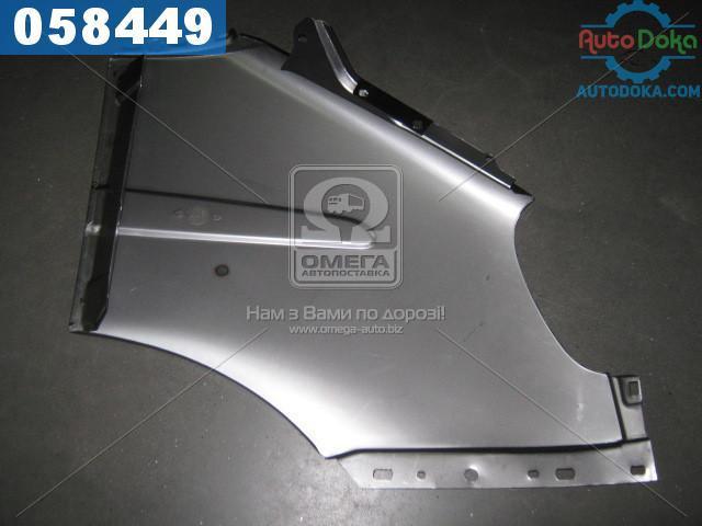 Крыло ГАЗ 3302 переднее левое (нового образца , под поворотник ) (производство  ГАЗ) ГАЗ-33025, 3302-8403013-30