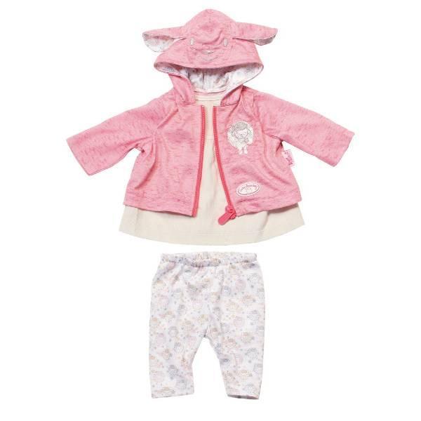 Zapf Creation Одежда для куклы пупса Baby Annabell 700105