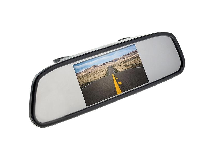 Зеркало автомобильное с монитором CYCLON ET-460