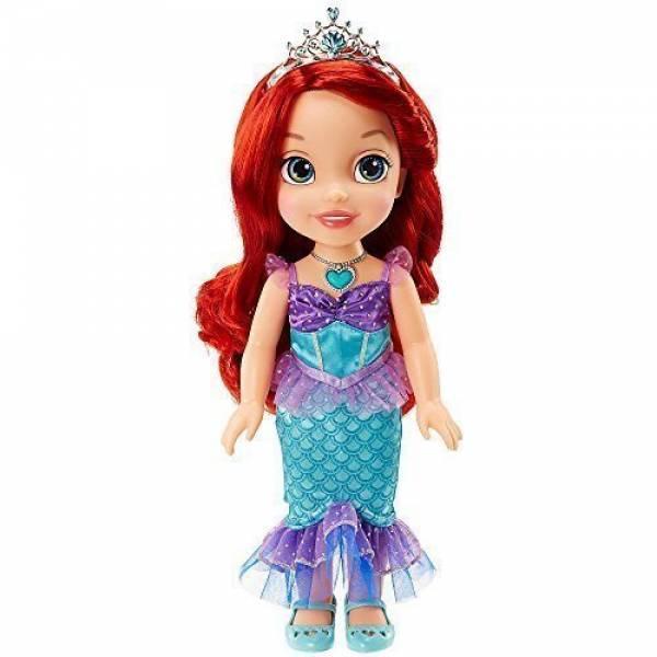 Disney Принцессы Диснея Ариэль поёт и мерцает Princess Sing and Shimmer Toddler Doll Ariel