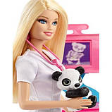 Barbie Барби из серии я могу быть Смотритель Панды врач Careers Panda Caretaker Playset, фото 4