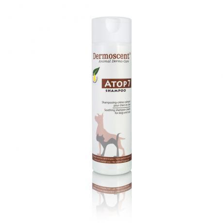 DERMOSCENT® АТОР 7® Shampoo шампунь крем для чувствительной кожи склонной к аллергии 235гр