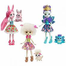 Enchantimals Коллекционный набор из 3 кукол FMG18 Friendship Collection Dolls 3 Pack