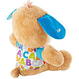 Fisher-Price Смейся и учись умный Щенок Laugh & Learn Smart Stages Puppy, фото 6