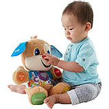 Fisher-Price Смейся и учись умный Щенок Laugh & Learn Smart Stages Puppy, фото 7