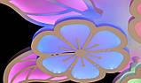 Светодиодная люстра с цветной подсветкой 1239/6+3, фото 5