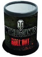 Стакан для письменных принадлежностей разборной World of tanks   код: 470398