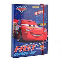 Папка для тетрадей картонная В5 Cars код: 491673