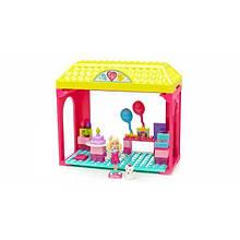 Mega Bloks Конструктор День рождения Челси Barbie Chelsea Birthday Fun