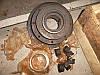 Ремкомплект планшайба шлифовального круга 3Д722 или 3Б722