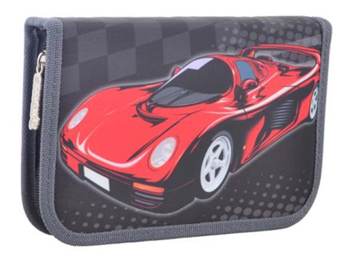 Пенал твердый Smart одинарный Race car, 20.5*13*3.2 код: 531702