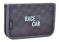 Пенал твердый Smart одинарный Race car, 20.5*13*3.2 код: 531702, фото 3