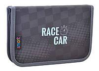Пенал твердый Smart одинарный Race car, 20.5*13*3.2 код: 531702, фото 4