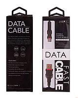 Кабель USB J18 Black Pack 1.2m 2.4A / micro-USB
