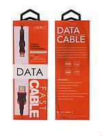 Кабель USB J18 Orange Pack 1.2m 2.4A / Lightning