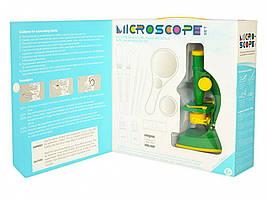 Детский Микроскоп ( Зелёный)