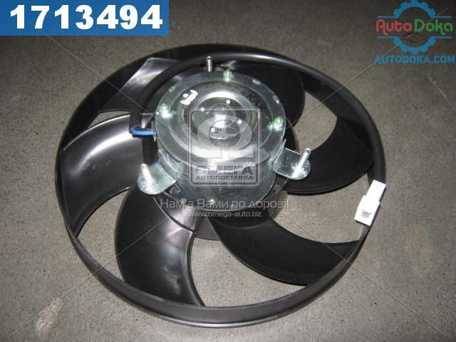 Электровентилятор охлаждения радиатора ВАЗ 2103-08-09, ГАЗ 3110 (производство  ПЕКАР)  2103-1308008