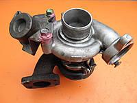 Турбина б/у для Peugeot Partner 1.6 HDi. 55 кВт (75 л.с.), 66кВт (90 л.с.) на Пежо Партнер 1.6 ХДИ.