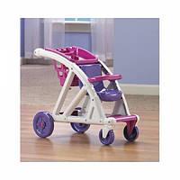 American Plastic Коляска для кукол пупсов Toys Shop With Me Stroller