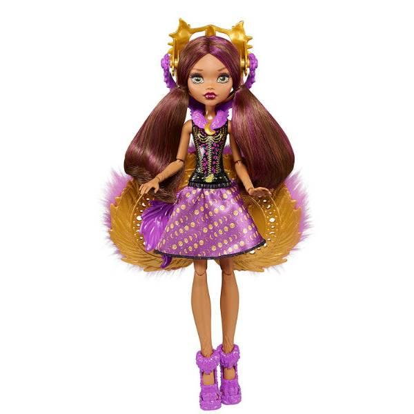 Monster High Клодин вульф Монстро-Трансформация Ghoul To Wolf Clawdeen Wolf Transformation Doll