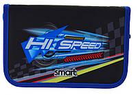 Пенал твердый Smart одинарный с клапаном HP-03 Hi Speed код: 532053, фото 3