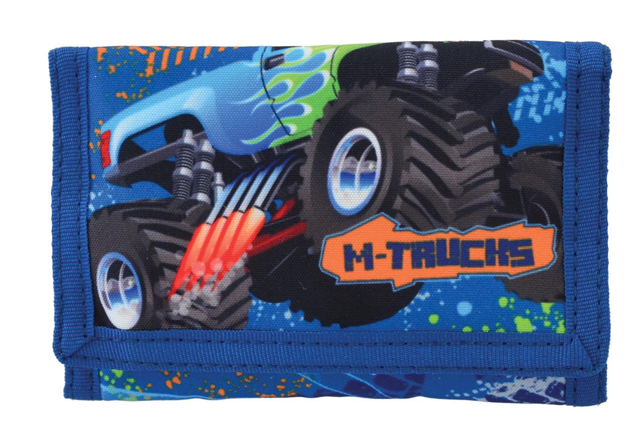"""Кошелек YES """"M-Trucks"""" код: 532230"""