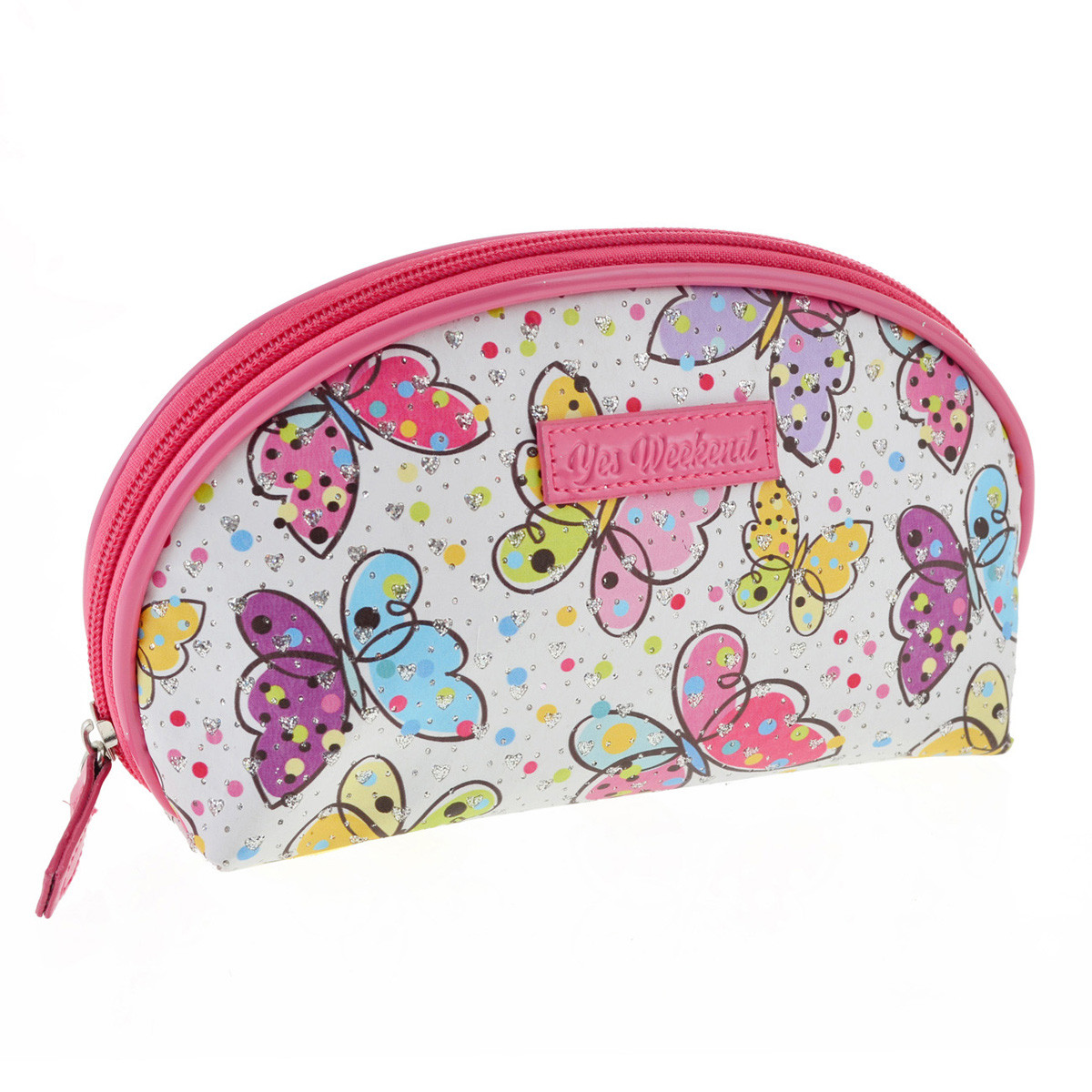 Косметичка YES YW-34 Butterflies код: 532644