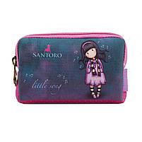 Кошелек неопреновый W-01 Santoro Little Song код: 532708, фото 2